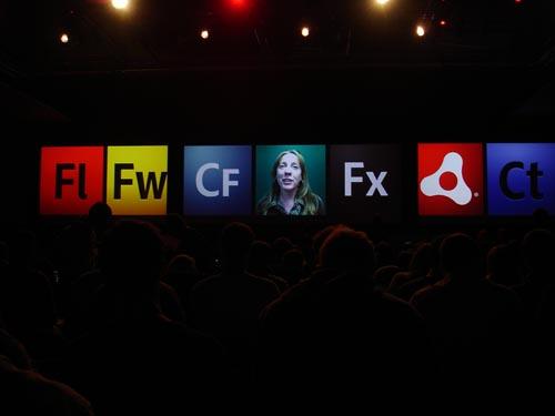 Adobe MAX 2008 Europe